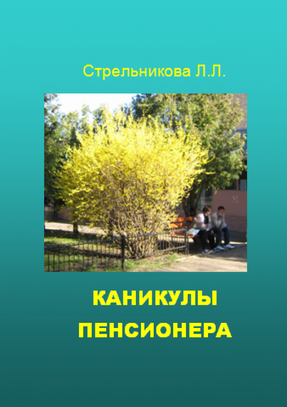 Каникулы пенсионера / E-Book