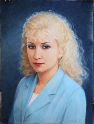 Картина Л.А.Секлитовой