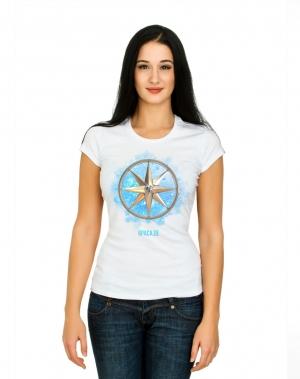 Футболка женская / Female T-Shirt