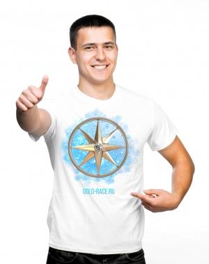 Футболка мужская / Man's T-Shirt